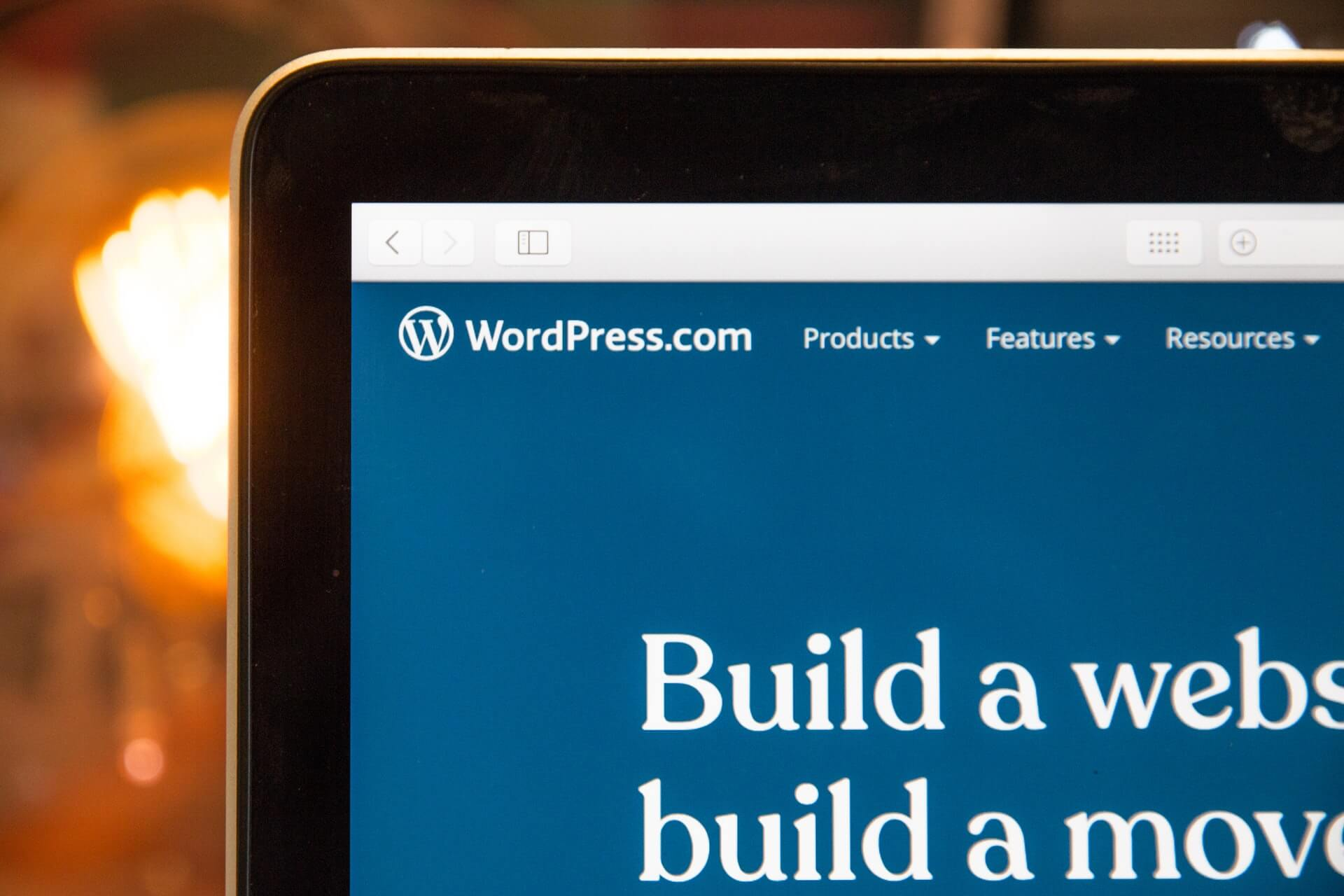 When to use WordPress and when not to…